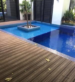 deck wpc para albercas y terrazas