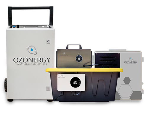 generadores de ozono ozonergy