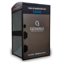 tuneles de desinfección de ozono