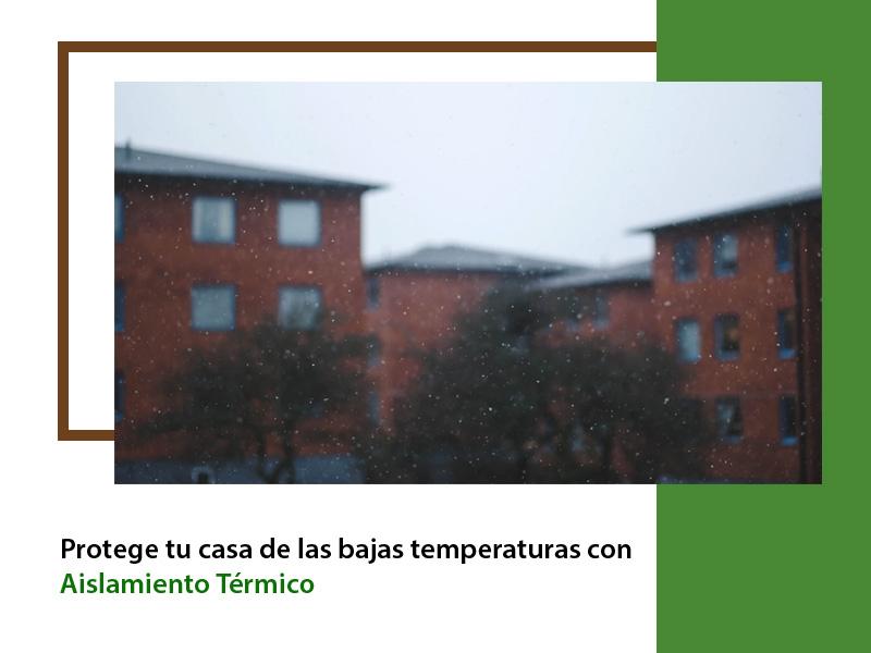 protege tu casa con aislamiento térmico
